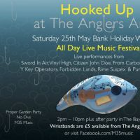 Hooked Up at Anglers Arms