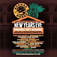 Reggae Roast NYE Mashdown!