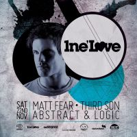 1ne'Love w/ Matt Fear (Hot Creations) & Third Son (Noir)