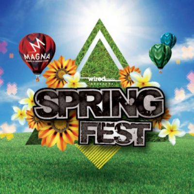 Spring Fest Tickets | Magna Science And Adventure Park Rotherham  | Sat 5th April 2014 Lineup