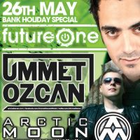 Future One Bank Holiday Special   With Ummet Ozcan, Arctic Moon, Scotty Gee & Frazer Russell at City Night Club Falkirk