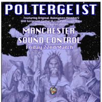 Poltergeist at Sound Control