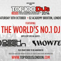 DJ Magazine Top 100 DJs Poll Party