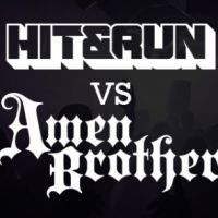 Amen Brother vs Hit & Run NYE 2013/14