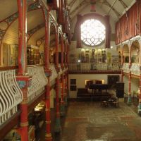Ghost hunt at Dorset county museum at Dorset County Museum