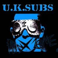 UK SUBS live at Brooklands Live