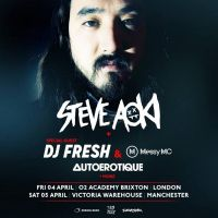 Cream & Composit Music Present Steve Aoki