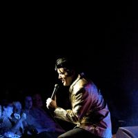 Rob Kingsley - A Vision of Elvis at Princess Pavilion
