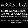 3 - Circular presents Moda Black with Darius Syrossian / Jaymo & Andy George