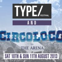 TYPE Present Circo Loco in the Arena at Rainbow Warehouse