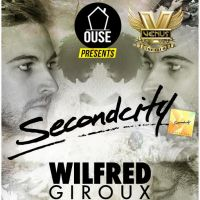 Ouse Music Mcr - SecondCity + Wilfred Giroux