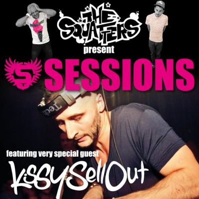 The Squatters present... SESSIONS with KISSY SELL OUT Tickets | Mission Leeds  | Thu 28th March 2013 Lineup