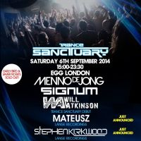 Trance Sanctuary September Party