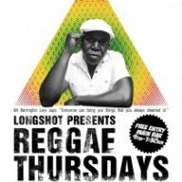 Reggae Thursdays at The Deaf Institute