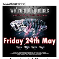 Were NOT Iguanas @ Dreadnoughtrock at DreadnoughtRock