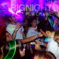 1 Big Night Out New Years Eve Pub Crawl at Verve