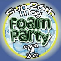 Bank Holiday Sunday FOAM PARTY! at Pop World