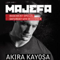 Majefa Basement Special: Akira Kayosa 6 Hour Set