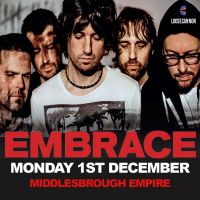 Loose Cannon presents : Embrace