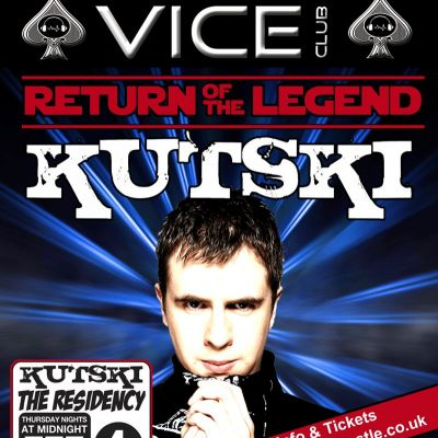 VICE club with BBC Radio 1's KUTSKI (2 hour set) Tickets | The Globe Newcastle Upon Tyne  | Fri 29th March 2013 Lineup