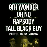TDO306 - 9th Wonder, OH NO, Rapsody & Tall Black Guy