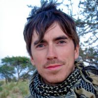 Simon Reeve in conversation with Kuoni  at Meadowhall Shopping Centre