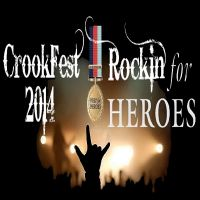 CrookFEST Help For Heros Rock Jam Sunday at Crook Town FC