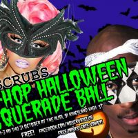 No Scrubs Hip-Hop Halloween Masquerade Ball at The Alibi