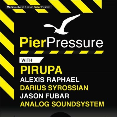 Pier Pressure with Pirupa, Alexis Raphael, Darius Syrossian & more Tickets | North Pier  Blackpool  | Thu 28th March 2013 Lineup