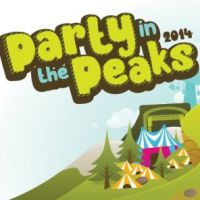 Party In The Peaks 2014 at Peak District National Park