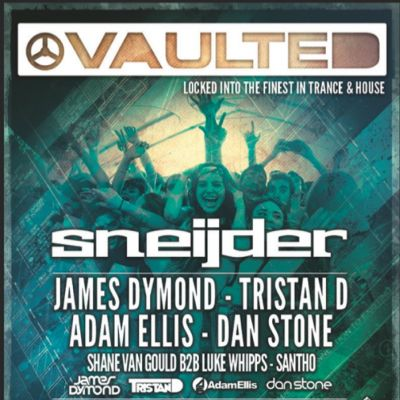 Vaulted Launch Party With Sneijder, James Dymond, Adam Ellis, Dan Stone, Tristan D & More. Tickets | The Prince Of Wales (Brixton Clubhouse - DEX) London  | Fri 6th June 2014 Lineup