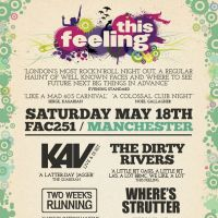 This Feeling - Manchester at FAC 251 The Factory