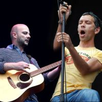 Madchester NYE - Rick Witter & Joe Johnson Shed Seven Acoustic