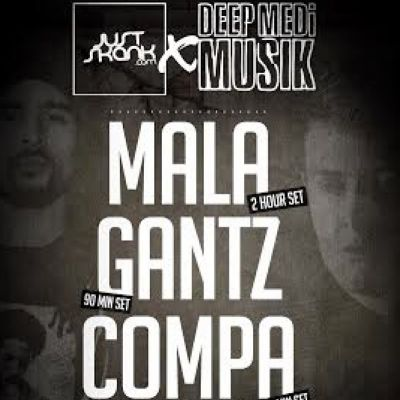 Just Skank x Deep Medi - Mala (2hr Set) Gantz / Compa & More - 14th March 2014 Tickets | South Manchester  | Fri 14th March 2014 Lineup