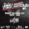 MTV Club x Milkshake Halloween Rave - Live till 6am!