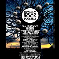 Sonic Rock Solstice 2014  at Penmaenau At Builth Wells