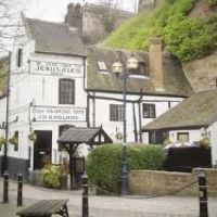 Ghost Hunt with Pontefract Paranormal at Ye Olde Trip To Jerusalem