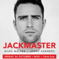 Let It Bleed and Hush Hush presents JACKMASTER