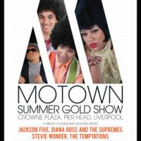 Motown Summer Gold Show at Crowne Plaza Liverpool City