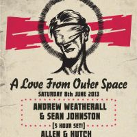 ALFOS - A Love From Outer Space - Liverpool Chapter 5hr Set at HAUS Warehouse