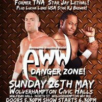 AWW Wrestling - Danger Zone - 2013 at Wolverhampton Civic