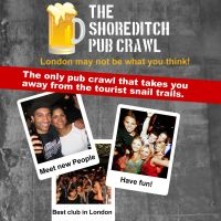 The Shoreditch Pub Crawl - London at The Shoreditch Pub Crawl