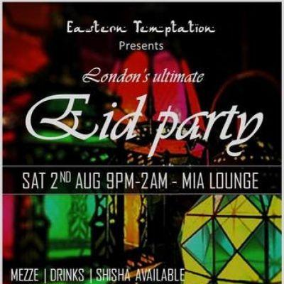 Mia Lounge Shisha Party | Mia Lounge London
