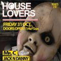 House Lovers Halloween Special with Mr.C