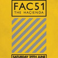 FAC51 The Hacienda, Mike Pickering, Allister Whitehead, Alison Limerick Live PA  at The Warehouse