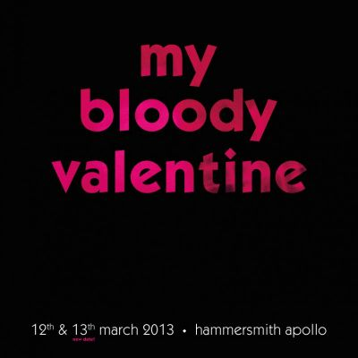 The Sound Amp The Fury My Bloody Valentine 12 13 March