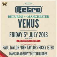 Retro returns to Manchester