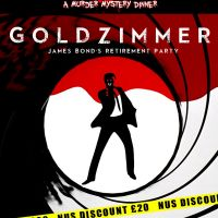 JAMES BOND SPECIAL MURDER MYSTERY DINNER BOLTON at Grosvenor Casino Bolton