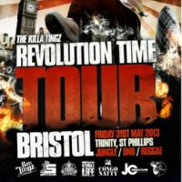 Revolution Time Tour at The Trinity Centre