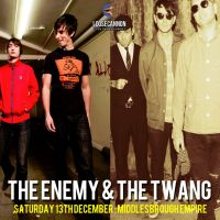 Loose Cannon Presents The Enemy & The Twang